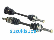 PAIR Brand New Nissan Skyline R33 GT-R 4WD With ABS FRONT CV Joint Drive Shaft