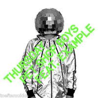 CD Maxi Pet Shop Boys Feat. Example THURSDAY 2 Mixes +2 Non Album Tracks UK Only