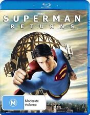 Superman Returns (Blu-ray, 2007) New, ExRetail Stock (D138)