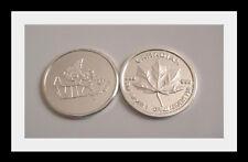 10 Stück 999 Silbermedaillen Silber Silver Maple Leaf !!! Super Edel ! Selten !!