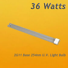 36W 36 Watt UVC Bulb Lamp For Tetra Pond GreenFree UV3 UV Clarifier