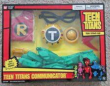 TEEN TITANS COMMUNICATOR ROBIN COSPLAY OUTFIT SET RARE TITANS GO DC COMICS