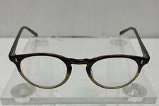 Oliver Peoples OV 5183 O'Malley NYC 1489 Eyeglasses 45[]22 145 Retro Classic