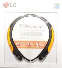 LG Tone Active Premium Bluetooth Stereo Headset Sports HBS-850 Orange