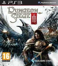 Dungeon Siege III 3 Sony PlayStation 3 PS3 Brand New