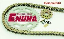 103850 Enuma Kettensatz KYMCO 250 MXU Quad / silbergrau