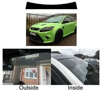 Ford Focus MK2 2004 to 2011 -  pre cut, Easy Fit Window Tint, no trimmimg
