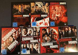 Criminal Minds - Staffeln 1-7 (DVDs)
