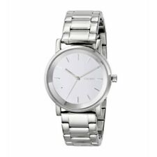 DKNY Women's NY2177 Analog Dial Silver Stainless Steel Bracelet Quartz Watch