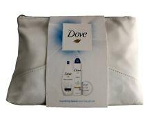 Dove Nourishing Skin & Body Wash Bag Body Wash Antiperspirant Gift Set