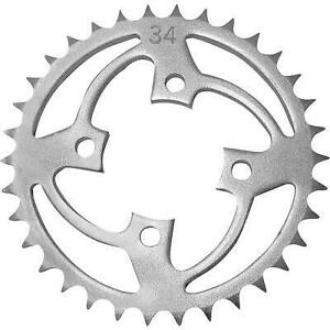 Parts Unlimited - 64511-31700LW - Lightweight Rear Sprocket, 43T