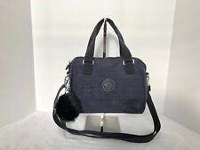 Kipling ZEVA Small Shoulder Bag Satchel Color-Blue