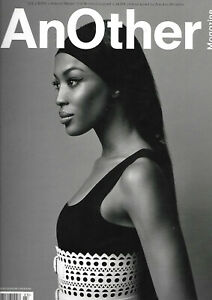 AnOther Magazine - Vol 2 Issue 4 - Autumn Winter 2016 - Naomi Campbell Cover