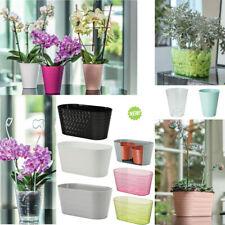 Orchideentopf Übertopf Blumentopf Pflanzentopf 9 Farben sehr DEKORATIV Neuheit!