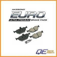 Rear Brake Pads E39 525 528 530 540 3-Series Brake Pads Akebono Euro 34216761281