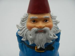 2009 Travelocity Roaming Gnome Statue 8 Inches Garden Gnome Advertising