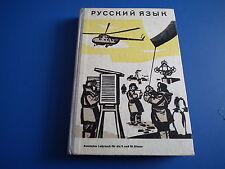 Russisch Lehrbuch /Schulbuch DDR 9/10 Klasse russki jasük antike Ausgabe 1967