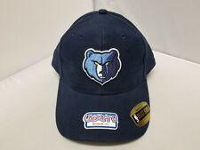 Memphis Grizzlies NBA Reebok Youth/Children Unisex Navy Blue Cap/Hat OSFM