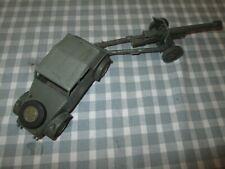 DINKY TOYS - No.617 German VW KDF & 50mm PAK ANTI-TANK GUN-UNBOXED
