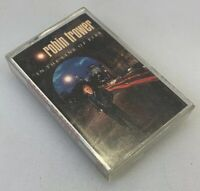 Robin Trower In The Line Of Fire Cassette Tape 1990 Atlantic Records