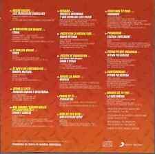 rare ROCK live 80 CD sleeveMIGUEL MATEUS Fabulosos Cadillac JAGUARES Soda Stereo