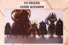 USA Seller Custom Anime Playmat Play Mat Mouse Pad Mega Monarch & Monarch #596