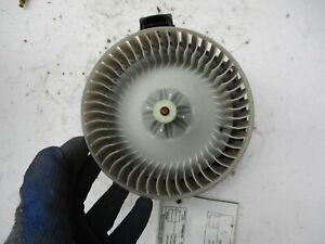 Blower Motor Rear Fits 11-16 2012 ODYSSEY