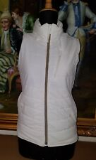 Nike Golf Sport Women's Stay Warm Vest Style: 541865-105 White LARGE NWT $120