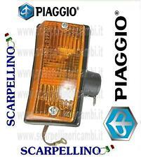 FRECCIA ANT. SX ARANCIONE VESPA PX LML - DIRECTIONAL INDICATOR - PIAGGIO 162817