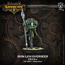Warmachine BNIB - Cryx Iron Lich Overseer