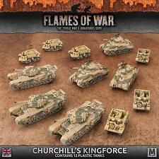 Flames of War: Churchill's Kingforce Army Deal