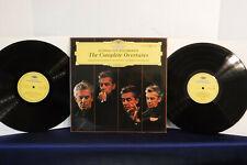 Herbert Von Karajan, Beethoven: The Complete Overtures, DG 2707 046, 2LPs