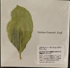 Stefano Guzzetti Leaf CD 2016 Japan PDIP-656 1