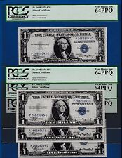 Fr.1608   $1  1935 A SILVER CERTIFICATE P 26628043 C  PCGS BUY ONE NOTE OF 10