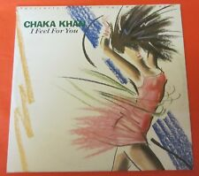 "Chaka Khan: I feel for you, 12"" Maxi Pop"