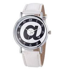 Women Fashion Campanula Diamond Analog Leather Quartz Wrist Watch Watches a2