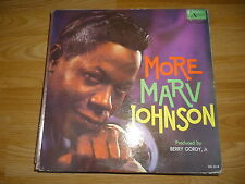 MARV JOHNSON More Marv Johnson U.A. UAL 3118 U.S. Original - W.O.L. / W.O.S.