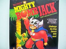 D1705651 MIGHTY BOMBJACK CIB NES NINTENDO 100% COMPLETE TESTED WORKING GAME