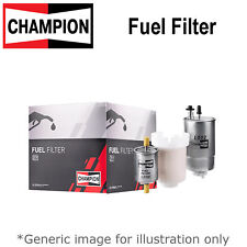 Champion Replacement Fuel Filter CFF100476 (Trade L476/606)