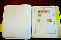"""CatalinaStamps: Worldwide Stamp Collection, """"S"""" Countries, 3685 Stamps, D301"""