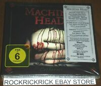 MACHINE HEAD - CATHARSIS -2 DISC SET CD & DVD- LIMITED EDITION BRAND NEW SEALED