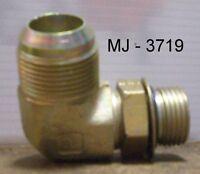 Threaded Steel Elbow Adapter (NOS)