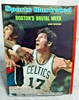 Sports Illustrated February 1974 John Havlicek Boston Celtics