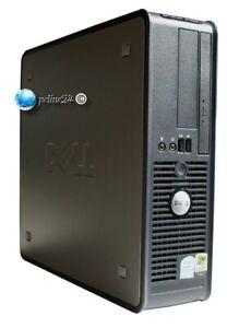 Dell Optiplex 780 SFF Core 2 Duo E7500 @ 2,93GHz 4GB 250GB DVD±RW DCCY1F