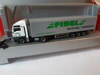 MAN TGX  Fisel Recycling + Transporte  89407 Dillingen a.d. Donau    Schubboden