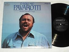 LUCIANO PAVAROTTI-O Sole Mio (1979) LONDON LP
