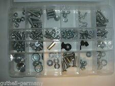 KTM EXC SX XC Schraubenset 158 Teile Hardware-Kit Sortimentskasten Euro Enduro