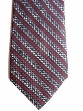 "Par Excellence Men's Polyester Vintage Tie 56"" X 3.5"" Multi-Color Amer. Stripes"