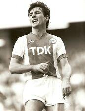 Original Press Photo Ajax of Amsterdam Frank Stapleton 1987 (3)