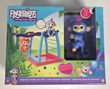Fingerlings Monkey Bar Play set w/ Exclusive Liv Jungle Gym Swing New IN HAND